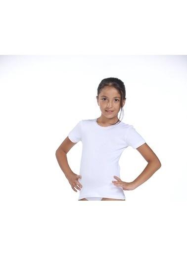 2'Li Ribana Kız Çocuk Atlet-Zeyzey